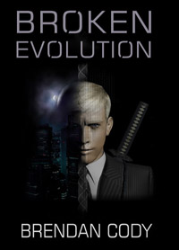 Broken Evolution Cover